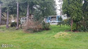 23 N Westview Cir, Otis, OR 97368 - Front of home