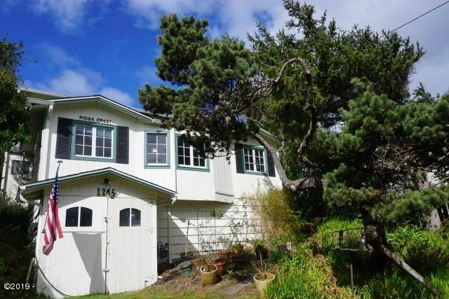 1245 NW Harbor Avenue, Lincoln City, OR 97367 - Street Side Exterior Alternate 1.2