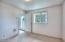 921 Nw Lanai Loop, Seal Rock, OR 97376 - Upper Bedroom and Door to Deck