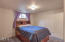 3577 NE 9th St, Otis, OR 97368 - Lower level 2nd bedroom