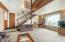 11813 NE Beverly Dr, Newport, OR 97365 - front door living area