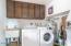 11813 NE Beverly Dr, Newport, OR 97365 - laundry