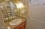 589 W Olive St., Newport, OR 97365 - Upstairs bath