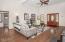 412 N Alder Ct, Otis, OR 97368 - Front door and living room
