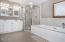 412 N Alder Ct, Otis, OR 97368 - Stylish master bathroom