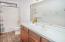 6505 NE Mast Ave., Lincoln City, OR 97367 - Garden Level Full Bathroom