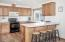 6505 NE Mast Ave., Lincoln City, OR 97367 - Kitchen with Counter Dining