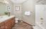 6505 NE Mast Ave., Lincoln City, OR 97367 - Guest Bathroom