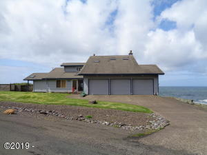 3685 Rocky Creek Ave, Depoe Bay, OR 97341 - Front Elevation