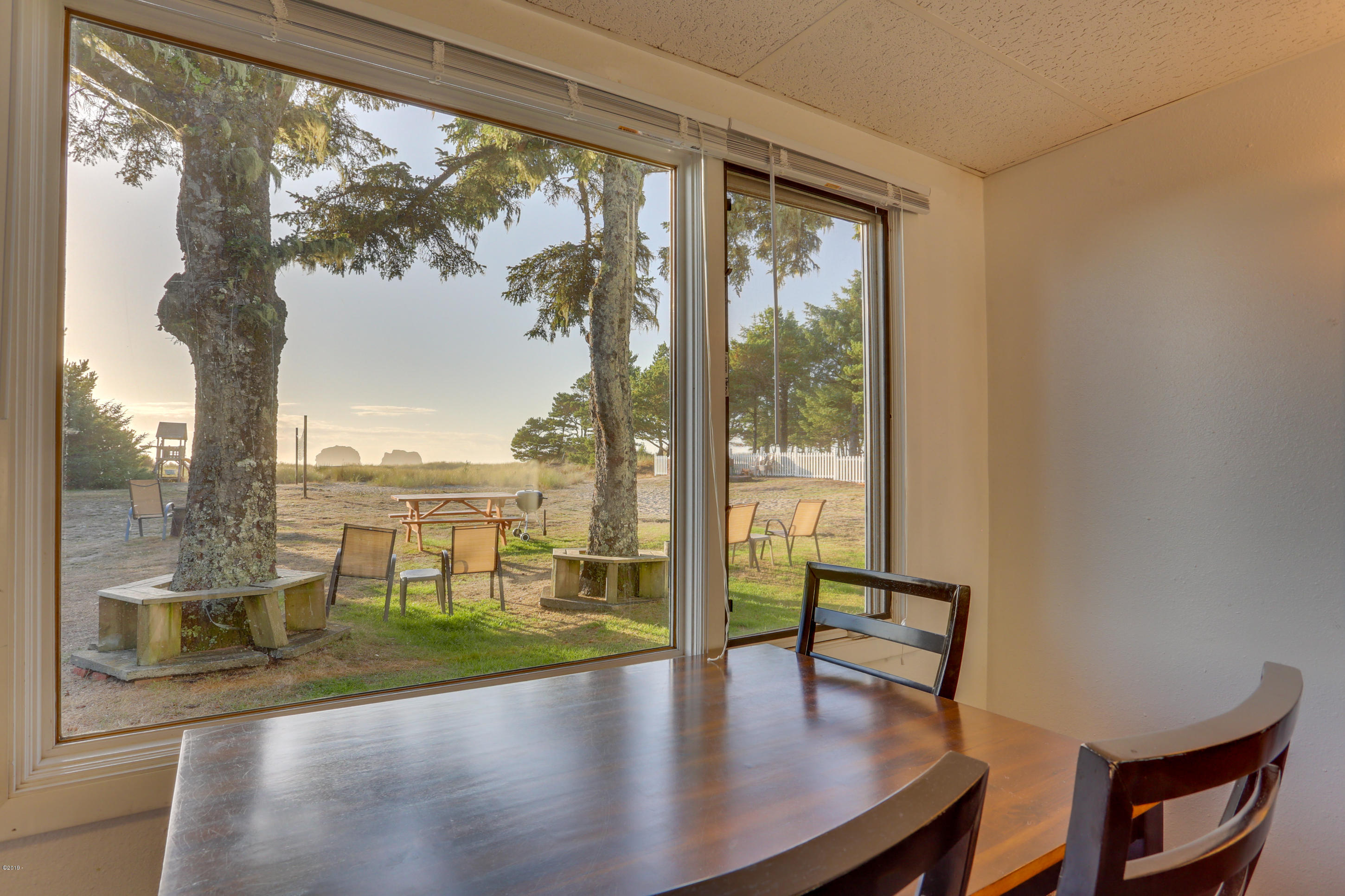19130 Alder St, Rockaway Beach, OR 97136 - View from Dining Area