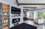 3114 NW Marine Ave, Lincoln City, OR 97367 - Electric Wall Fireplace Included