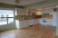 833 SW 13th St, #1, Newport, OR 97365 - Kitchen w/lalminate floors