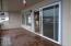 833 SW 13th St, #1, Newport, OR 97365 - Patio door to deck