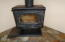 833 SW 13th St, #1, Newport, OR 97365 - Wood stove