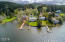 3577 NE 9th St, Otis, OR 97368 - Aerial of property