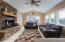 33405 Cape Kiwanda Dr, Pacific City, OR 97135-8014 - Living Room w/ vaulted ceilings