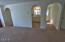 965 SE Ball Blvd, Waldport, OR 97394 - Living into kitchen and entry