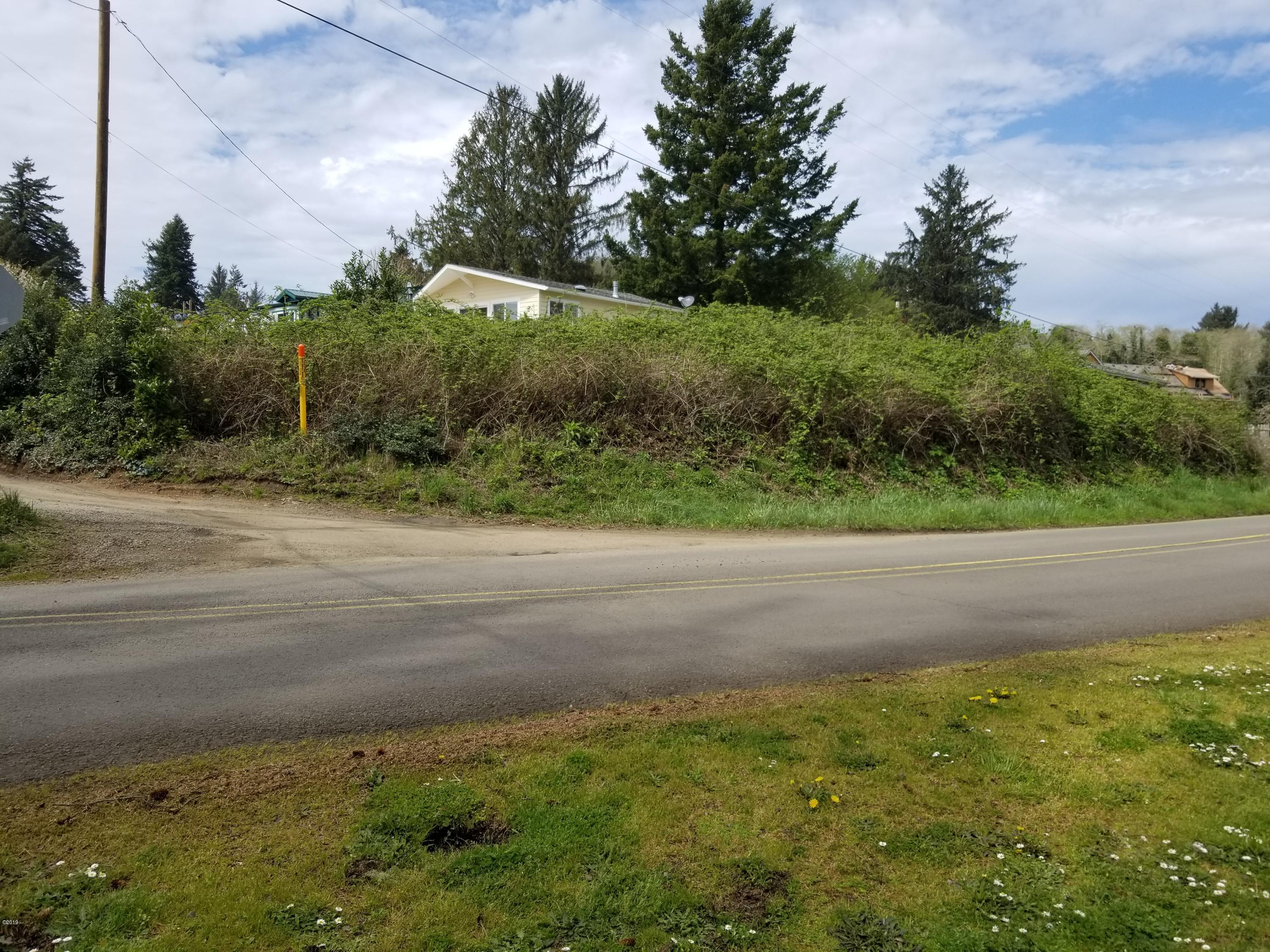 LOT 4100 NE 49th St, Neotsu, OR 97364 - Lot 2