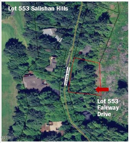 553 Fairway Dr, Gleneden Beach, OR 97388 - 553 Fairway Dr Aerial