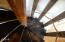 1318 NW Voyager Way, Seal Rock, OR 97376 - Spiral staircase