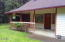 960 NW Terrace St, Seal Rock, OR 97376 - porch entry