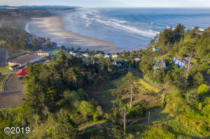 LOT 4 NW Rocky Way, Newport, OR 97365 - View to Cape Perpetua