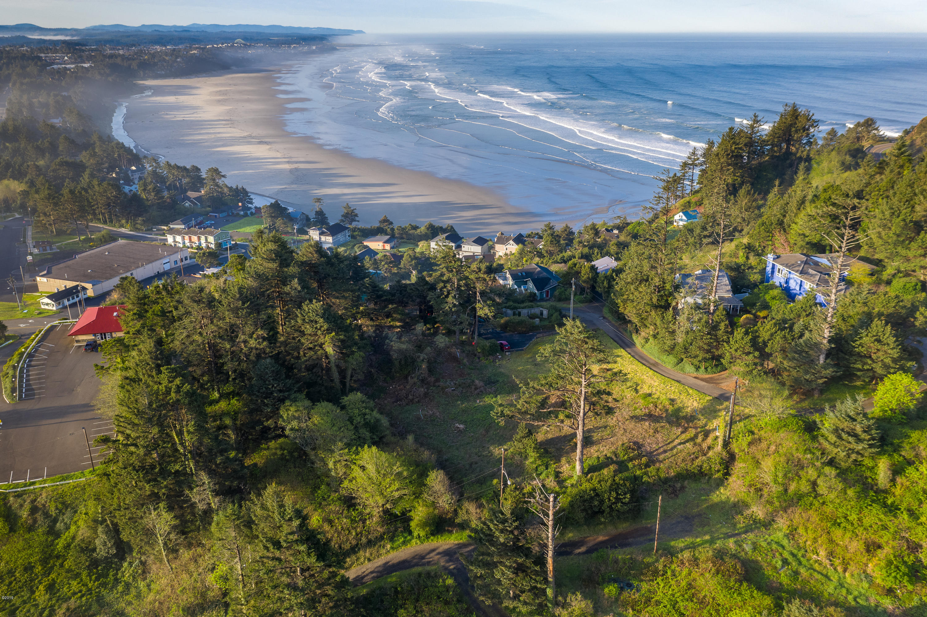 LOT 1-4 NW Rocky Way, Newport, OR 97365 - View to Cape Perpetua