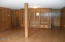 3048 NE East Line Rd, Yachats, OR 97498 - basement with built in's