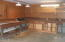 3048 NE East Line Rd, Yachats, OR 97498 - work area in garage