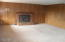 3048 NE East Line Rd, Yachats, OR 97498 - Fireplace insert