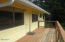 3048 NE East Line Rd, Yachats, OR 97498 - front deck