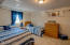 1566 James St, Seal Rock, OR 97376 - Lower level bedroom.