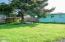 1549 NW Grove St, Newport, OR 97365 - Backyard