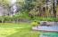 3839 SW SW Dahlia Ln, Waldport, OR 97394 - Patio and yard
