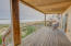 5304 SW Pacific Coast Hwy, Waldport, OR 97394 - covered rear deck