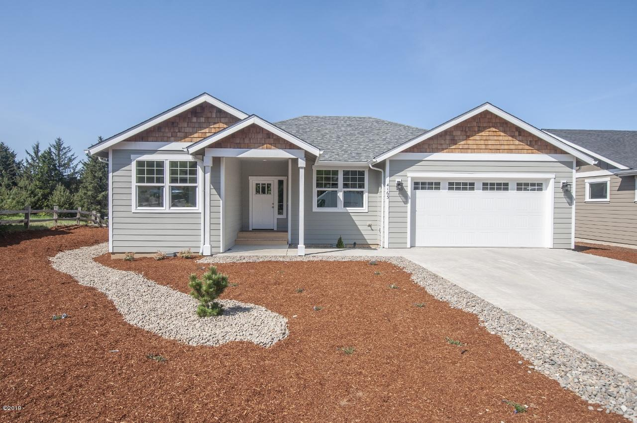 4163 SE Jetty Ave., Lincoln City, OR 97367 - Brand New Home