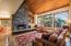 23 Blue Heron, Gleneden Beach, OR 97388 - Generous Livingroom