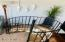 3835 Evergreen Ave, Depoe Bay, OR 97341 - Spiral Staircase to Lower Level