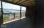 1212 SW Lee St, 6, Newport, OR 97365 - Viewing deck and entry