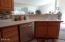 1140 SW Sailfish Loop, Waldport, OR 97094 - Kitchen looking towards family room