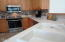 1140 SW Sailfish Loop, Waldport, OR 97094 - Kitchen w/new appliances