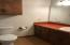 1207 NW Lake St, Newport, OR 97365 - Guest Bathroom