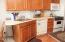 1815 NW Harbor Ave., 103, Lincoln City, OR 97367 - Kitchen