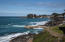 245 SW Coast Av, Depoe Bay, OR 97341 - view to north from deck
