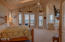2535 NW Pacific St, Newport, OR 97365 - Master bdrm with ocean view.