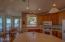 2535 NW Pacific St, Newport, OR 97365 - Kitchen overlooking ocean