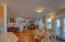 2535 NW Pacific St, Newport, OR 97365 - Dining - living rm
