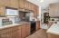 3015 NE Yacht Ave, Lincoln City, OR 97367 - Kitchen in between 2 living rooms!