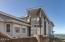 440 SW Pine Ct, Depoe Bay, OR 97341 - Grand entrance facade