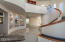 440 SW Pine Ct, Depoe Bay, OR 97341 - Entry features spiral staircase